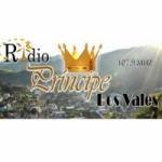 Logo da emissora Rádio Príncipe dos Vales 107.9 FM