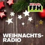 Logo da emissora FFH 105.9 FM Weihnachtsradio