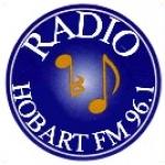 Logo da emissora Hobart 96.1 FM