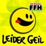 Logo da emissora FFH 105.9 FM Leider Geil
