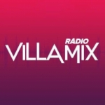 Logo da emissora Rádio Villa Mix