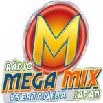 Logo da emissora Rádio Mega Mix Japan Sertaneja