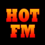 Logo da emissora Radio Hot 106.7 FM