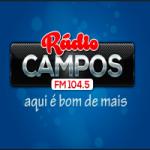 Logo da emissora Rádio Campos FM