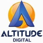 Logo da emissora Rádio Altitude 91.3 FM
