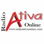 Logo da emissora Rádio Ativa Online