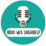 Logo da emissora Rádio SinSaudeSP