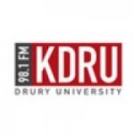 Logo da emissora Radio KDRU 98.1 FM