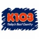 Logo da emissora Radio KEZS 102.9 FM