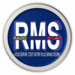Logo da emissora Radio Magic Star 98.7 FM