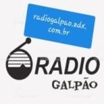 Logo da emissora Rádio Galpão