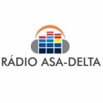 Logo da emissora Rádio Asa-Delta