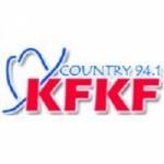 Logo da emissora Radio KFKF 94.1 FM