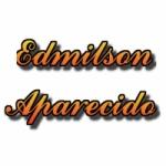 Logo da emissora Rádio Edmilson Aparecido