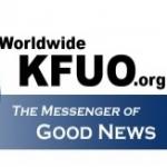 Logo da emissora Radio KFUO 850 AM