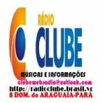 Logo da emissora Rádio Clube