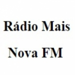 Logo da emissora Web Rádio Mais Nova FM