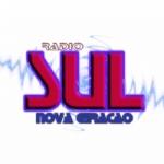 Logo da emissora Rádio Sul Nova Geração