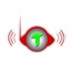 Logo da emissora Rádio Tupi 106.3 FM