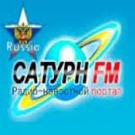 Logo da emissora Radio Saturn Russia