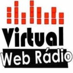 Logo da emissora Web Rádio Virtual
