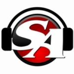 Logo da emissora Rádio Somos Adoradores