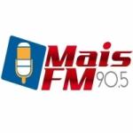 Logo da emissora Rádio Mais 90.5 FM