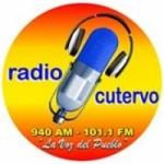 Logo da emissora Rádio Cutervo 940 AM