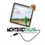 Logo da emissora Monteiro Online
