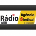Logo da emissora Rádio Web Agência Sindical
