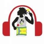 Logo da emissora Tambores Africanos