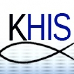 Logo da emissora Radio KHIS 107.9 FM