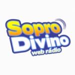 Logo da emissora Sopro Divino Rádio Web