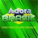 Logo da emissora Web Rádio Adora Brasil