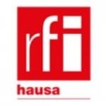 Logo da emissora RFI Hausá