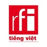 Logo da emissora RFI Vietnamita