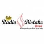 Logo da emissora Rádio Distake Gospel