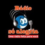 Logo da emissora Rádio Só Alegria