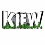 Logo da emissora KIFW 1230 AM
