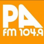 Logo da emissora Rádio Paulo Afonso 104.9 FM