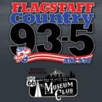 Logo da emissora KAFF 930 AM