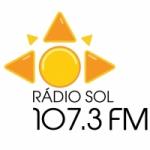 Logo da emissora Rádio Sol 107.3 FM