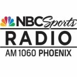 Logo da emissora NBC Sports 1060 AM KDUS