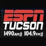 Logo da emissora ESPN 1490 AM & 104.9 FM KFFN