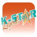 Logo da emissora KFLG 99.3 FM K-Star
