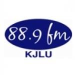 Logo da emissora Radio KJLU 88.9 FM