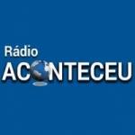 Logo da emissora Rádio Web Aconteceu
