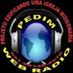 Logo da emissora Rádio PEDIM