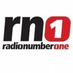 Logo da emissora Number One 103.5 FM