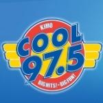Logo da emissora Radio KJMO 104.1 FM